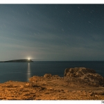 Atardecer Fornells by Mikel Llambias